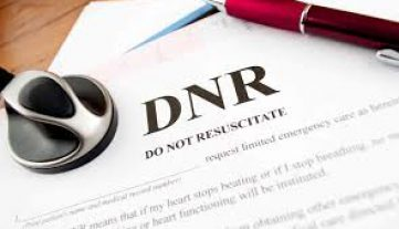 Dying with Dignity: DNR Orders and Residential Aged Care